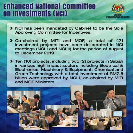 ENHANCED NATIONAL COMMITTEE ON INVESTMENTS (NCI)